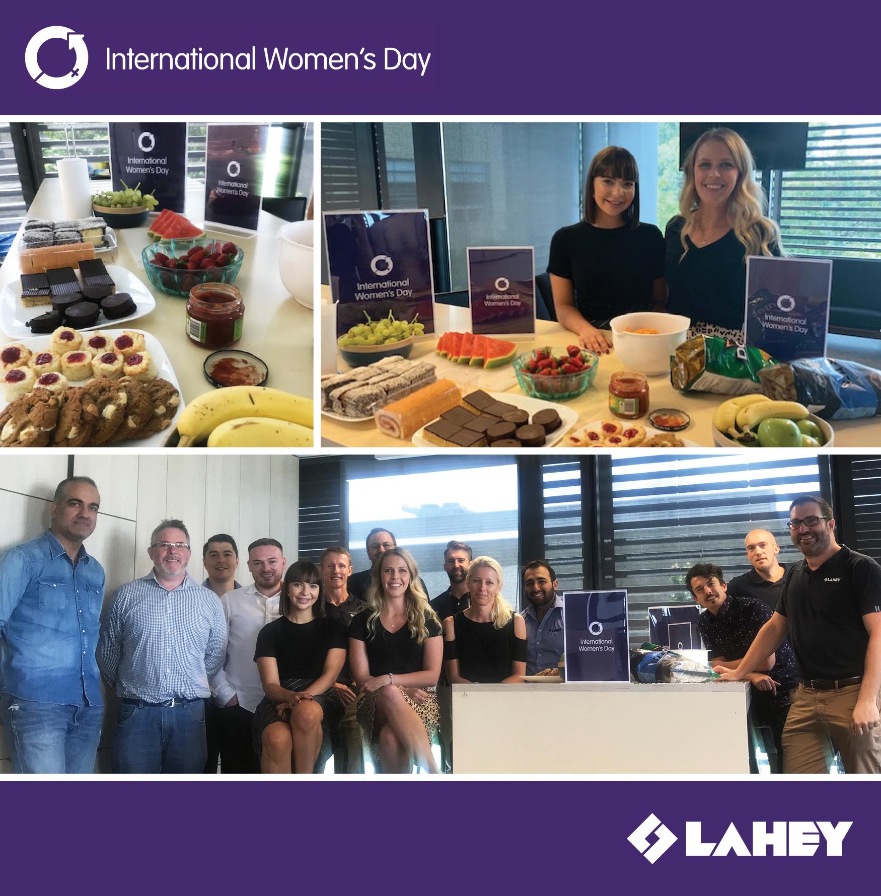 Lahey News - Lahey Constructions